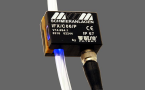 Leakage monitoring sensor for rotary unions IFX-CL