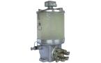 Pompa a pistoni per grasso ad azionamento pneumatico PMW