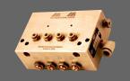 Compact air+oil mixer MVE-A